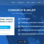 Comarch e-sklep -Pozycjonowanie sklepu internetowego