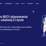 Analiza słów kluczowych oraz widoczności strony w Senuto