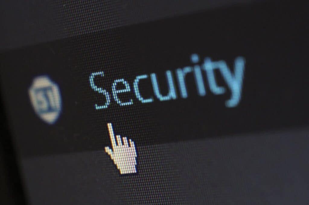 Poprawa bezpieczeństwa na stronie internetowej