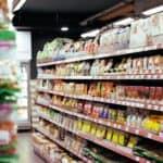 Reklama sklepów z branży spożywczej